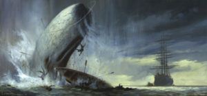 『白鯨』メルヴィル 作