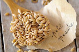 ひとつぶ小麦