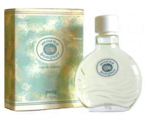 スペインで登録されている香水・モアナ