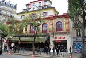 パリ・バタクラン劇場