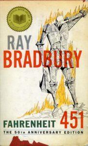 レイ・ブラッドベリ作『華氏451度』