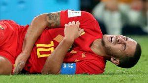 ベルギー代表 MF エデン・アザール